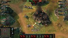 Victory Command is a fast-action Free to play MOBA [Multiplayer Online Battle Arena] MMO Game with RTS controls and tactics