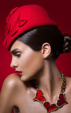 Red Hat Society Art -.