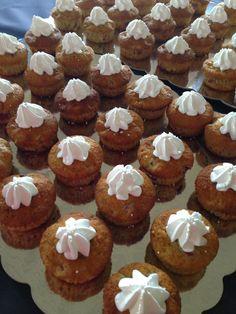 Himmelske kager: Mandelkager med marcipan og rabarber