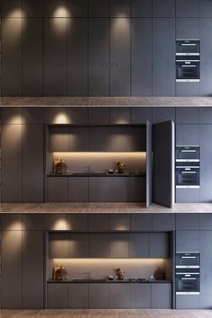 50 Wonderful One Wall Kitchens And Tips You Can Use From Them: Interior Design Ideas - kajavovk@gmail.com - Gmail