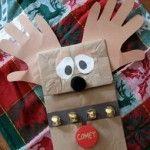 Paper+Bag+Reindeer