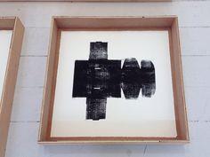 Britta Mahnecke Grafik - Lille kasse 2015