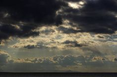 ある日の海