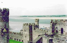 Carenarfon Castle... to the delight of my heart I got to explore this place a long time ago...