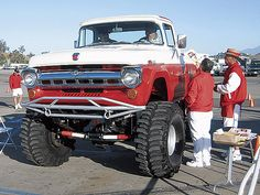58 Ford Truck | Flickriver: 1957 58 59 60 Ford F-100 F 100 Pickup Trucks's most ...