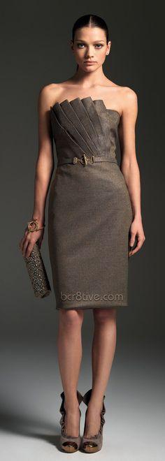 Blumarine Fall Winter 2012 - 2013 Main Collection - Woman