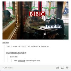 i feel anderson is tumblr though. he is stalking sherlock like the fandom does
