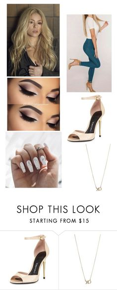 """It Ain't My Fault"" by paukar ❤ liked on Polyvore featuring Tom Ford, Anastasia Beverly Hills and Topshop"