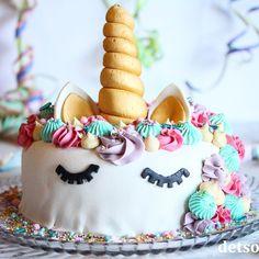 Suksessmuffins (Suksesscupcakes)   Det søte liv Lemon Bars, Brownies, Unicorn, Birthday Cake, Cakes, Food, Cake Ideas, Cake Brownies, Cake Makers