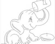 vintage elephant embroidery patterns - Bing Images