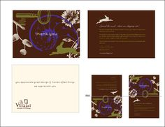Thank you card by good_design