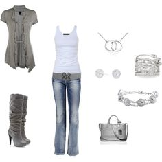 """""""Untitled #45"""" by sylvia-vallo on Polyvore"""