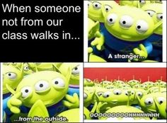 when someone walks into your classroom, funny pictures