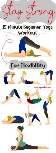 How To Do Gymnastics, Gymnastics For Beginners, Gymnastics Skills, Gymnastics Workout, Beginner Yoga Workout, Gym Workout For Beginners, Yoga For Beginners, Cheer Workouts, Easy Workouts