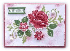Stippled Blossoms, Flowering Flourishes