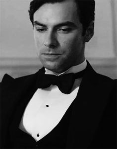 "twelvepercentt: ""Shots we've gotten so far of Aidan Turner's new role in ""And Then There Were None""