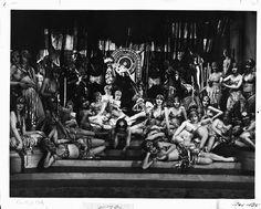 Les photos d'archives du Hollywood décadent des années 1950