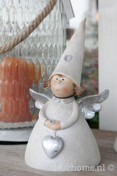 Christmas Clay, Christmas Projects, Christmas Ornaments, Pottery Angels, Welcome Winter, Christmas Balls Decorations, Ceramic Angels, Clay Crafts, Clay Projects