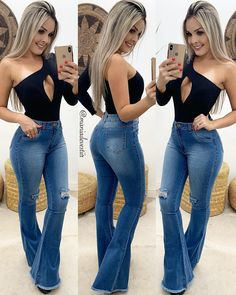 Best Jeans For Women Stylus Jeans – bueatyk Hot Outfits, Fall Outfits, Casual Outfits, Fashion Outfits, Sexy Jeans, Skinny Jeans, Best Jeans For Women, Looks Jeans, Kick Flare Jeans
