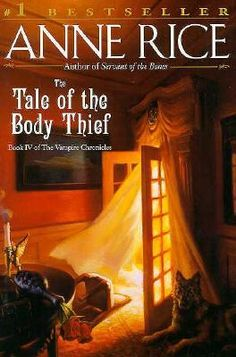 Lestat learns to be careful what he wishes for. One of the best of Rice's novels.