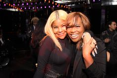 Family & Friends Throw Surprise Birthday Party for Mona Scott-Young at NYC's Pink Elephant.