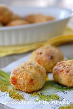 Polpettine di pollo al forno   La cucina di Hanneke