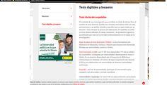 Listado de servicios de publicaciones digitales de Tesis doctorales y tesauros elaborados por UNI>ERSIA Universe