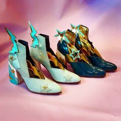 Maryme-JimmyPaul shoes, kitsch fashion, style inspiration