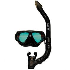 EVO Hi Definition Mask and Snorkel Combo