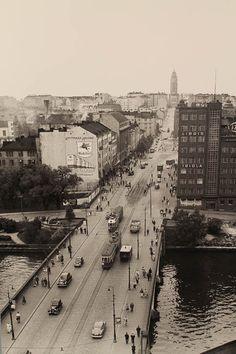 Pitkäsilta, 1953