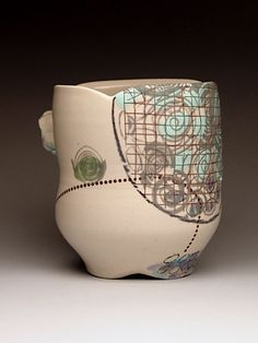 Grace Sheese Cup at MudFire Gallery