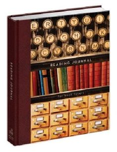 Reading Journal: For Book Lovers von Potter Style http://www.amazon.de/dp/0307591662/ref=cm_sw_r_pi_dp_seukvb1KFJZZX