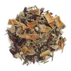 Frontier Natural Products, Lemon Ginger Tea, 16 oz (453 g) - iHerb.com