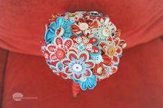 Handmade Bouquet.  Japanese Pull Bouquet