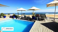 Beach Villa Wilderness Accommodation Garden Route South Africa - YouTube