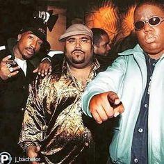 Tupac Big Pun Biggie Smalls R.I.P — Masters of the Rap Game