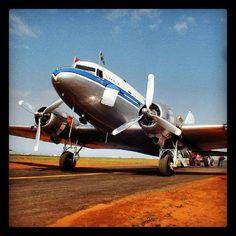 VARIG DC-3