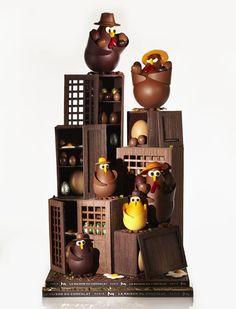 Le chocorico de la Maison du chocolat | Magazine gastronomie | Bottin Gourmand