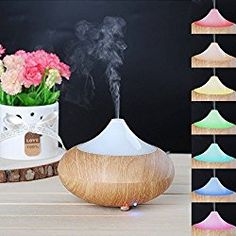 coolest essential oil diffuser for the new house!! #affiliated
