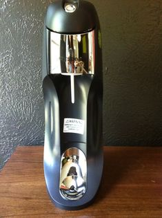 SodaStream soda maker and reduce your carbon footprint at the same time!