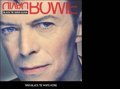 DAVID BOWIE 1993 - BLACK THE WHITE NOISE