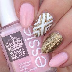 Instagram photo by wannaknowasecret #nail #nails #nailart