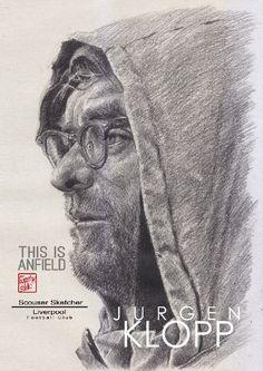 Jurgen Klopp : Liverpool season 2016-2017 #Liverpool #TheKopArtsStudio.