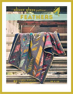Image of Feathers Quilt Pattern