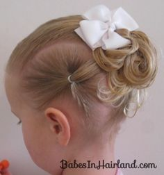 http://babesinhairland.com/hairstyles/ponies-and-a-messy-bun/