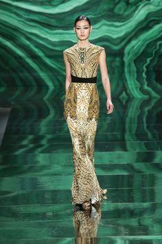 new york fashion week 2014   Monique Lhuillier - New York Fashion Week Otoño Invierno 2013-2014
