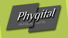 The marketing word of the moment is Phygital. Marketing Words, The Marketing, Emotional Strength, Perfect Glass, Online Profile, Favorite Candy, Web Design Company, Ecommerce, Physics