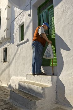 Coming Home, in Amorgos island
