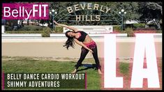 In this video I'm in Beverly Hills, California, teaching a pretty advanced belly dance workout. It's a beautiful location. The Beverly, Beverly Hills, Crossfit Women Workout, Dance Exercise, Dance Workouts, Belly Dancing Classes, Get Toned, Belly Dancers, Dance Videos