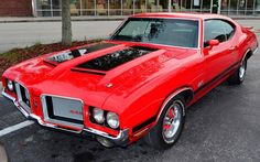 Olds 442 (Cool Cars Old)